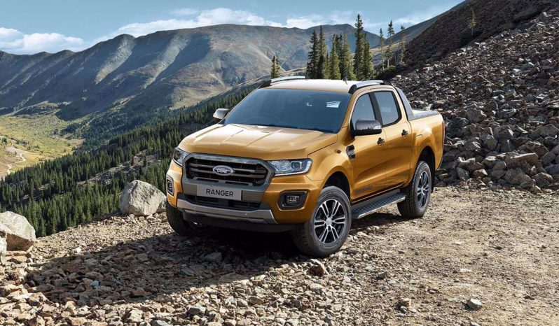Ford Ranger Wildtrak full