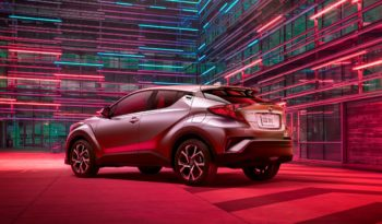 Toyota C-HR full