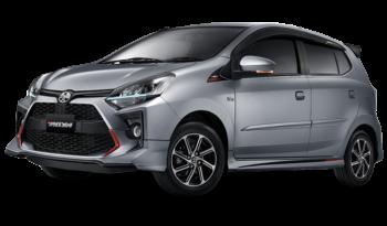 Toyota Agya full