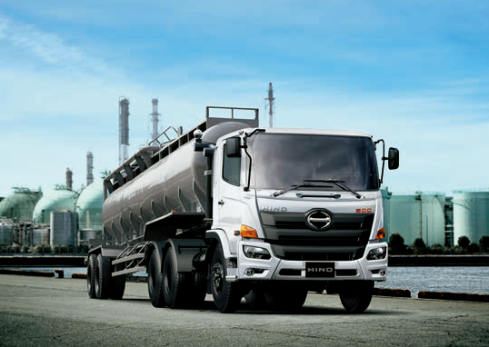 Hino Trucks full