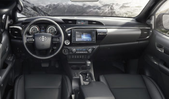 Toyota Hilux full