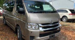 Used 2017 Toyota Hiace