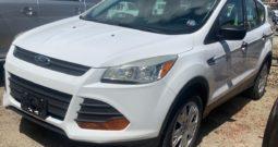 Used 2014 Ford Escape White