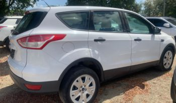 Used 2014 Ford Escape White full