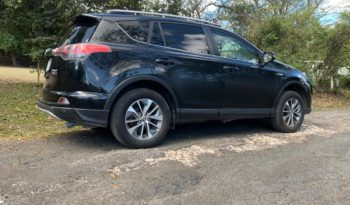 Used 2017 Toyota Rav4 Hybrid Black full