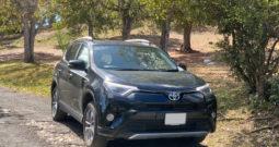 Used 2017 Toyota Rav4 Hybrid Black