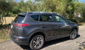 Used 2017 Toyota Rav4 Hybrid Dark Grey full