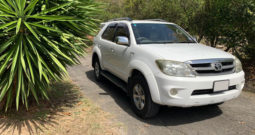 Used Toyota Fortuner White