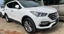 Used 2018 Hyundai Santa Fe – White