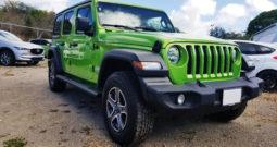 Used 2020 Jeep Wrangler