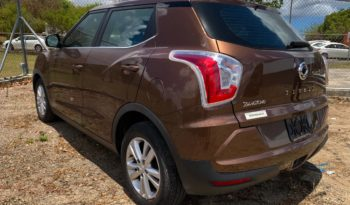 Used 2017 SsangYong Tivoli – Brown full