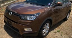Used 2017 SsangYong Tivoli – Brown