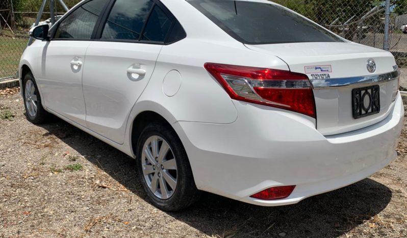 Used 2018 Toyota Yaris – White full