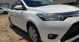 Used 2018 Toyota Yaris – White