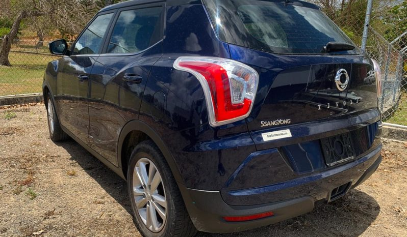 Used 2017 SsangYong Tivoli – Blue full