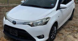 Used 2014 Toyota Yaris – White