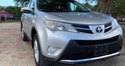 Used 2014 Toyota Rav4 – Silver